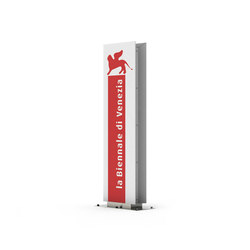 Ted | Advertising displays | Metalco