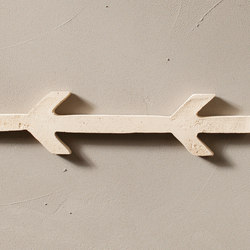 Exit | Cotto giallo | Clay plaster | Matteo Brioni