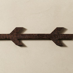 Exit | Sughero scuro | Lehm Putze | Matteo Brioni