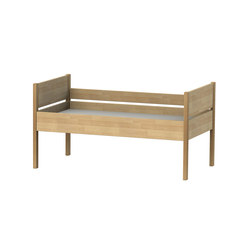 Bed for children cot bed B502 | Kinderbetten / -liegen | Woodi