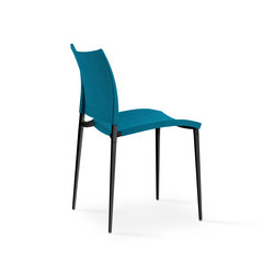Sand Fabric 447 | Visitors chairs / Side chairs | Desalto