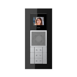 LS Plus Aluminium Video-Interior-Station | Stations de porte | JUNG
