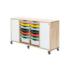 Osku modular cabinet OS84OLLO | Kinderschrankmöbel | Woodi