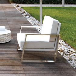 Cossyra Poltrona | Garden armchairs | Metalco