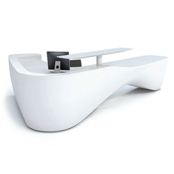 Kin III Reception Desk | Comptoirs | Isomi