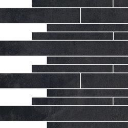 Future muro negro | Mosaïques | KERABEN