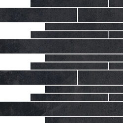 Future muro negro | Mosaike | KERABEN