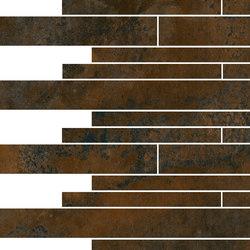 Future muro cobre | Ceramic mosaics | KERABEN