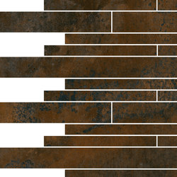 Future muro cobre | Mosaicos | KERABEN