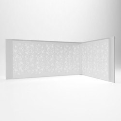 Light Wall configuration 7 | Sistemi divisori stanze | isomi Ltd