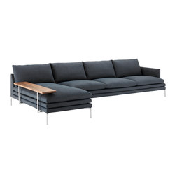 William | 1330 | Sofas | Zanotta