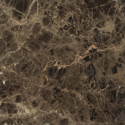 Marble Brown |  Marrón Emperador | Natural stone panels | LEVANTINA