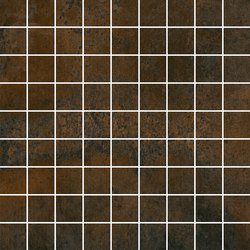 Future mosaico cobre | Ceramic mosaics | KERABEN