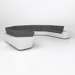 Mono Seating Configuration 7 | Sofas | Isomi