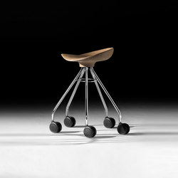 Jamaica Stool | Swivel stools | BD Barcelona