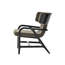 Fulgens | Lounge chairs | Maxalto