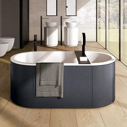 Arcadia Cibele bathtub | Free-standing baths | Ceramica Cielo