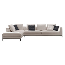 Lucrezia | Sofás lounge | Maxalto