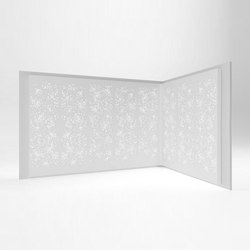 Light Wall configuration 4 | Space dividers | isomi Ltd