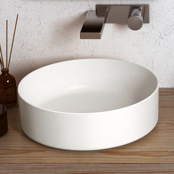 Shui Comfort on top bowl | Lavabos | Ceramica Cielo
