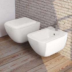 Shui Comfort wc | bidet | Klosetts | Ceramica Cielo