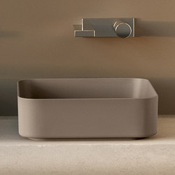Shui Comfort on top washbasin | Lavabos | Ceramica Cielo