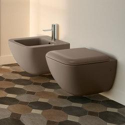 Shui Comfort wall hung wc | bidet | Bidets | Ceramica Cielo