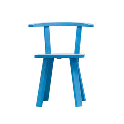 Alpin chair | Sillas | HUSSL