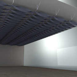 FeltCeiling | Systèmes de suspension | Rom & Tonik