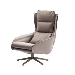 423 Cab Lounge | Sessel | Cassina