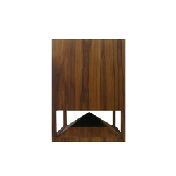 Block teak | Sound systems / speakers | Architettura Sonora