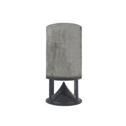 Medium Cylinder concrete | Sound systems | Architettura Sonora