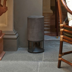 Medium Cylinder concrete grey | Sistemas de audio | Architettura Sonora