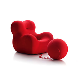 UP Junior | Infant's armchairs / sofas | B&B Italia