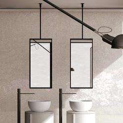 Arcadia Argo specchio | Specchi da soffitto | Ceramica Cielo