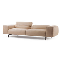 204 02 Scighera Two-Seater Sofa | Canapés d'attente | Cassina