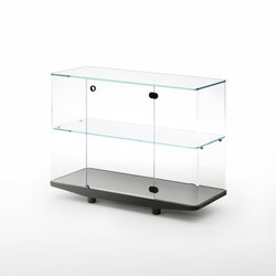 Collector | Display cabinets | Glas Italia
