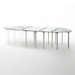 Specchio Di Venere | Dining tables | Glas Italia