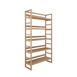 Oak Skelet rack | Shelves | Ethnicraft