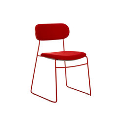 PLC Wire chair | Chaises de restaurant | Modus