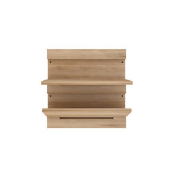 Oak Utilitile keyed | Shelves | Ethnicraft