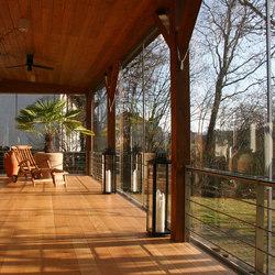 GM TOPROLL 6/8 | Acristalamiento de balcones | Glas Marte
