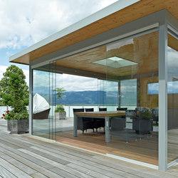 GM TOPROLL 6/8 | Balcony glazing | Glas Marte