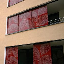 GM TOPROLL 6/8 | Balkonverglasung | Glas Marte