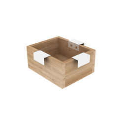 Oak Storage box | Laundry baskets | Ethnicraft