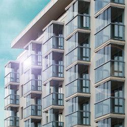 GM TOPROLL PARAPET | Acristalamiento de balcones | Glas Marte