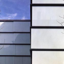 GM LIGHTROLL Fassade 03 | Fensterläden | Glas Marte