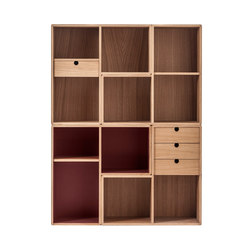 W54 Dadà | Office shelving systems | Cassina
