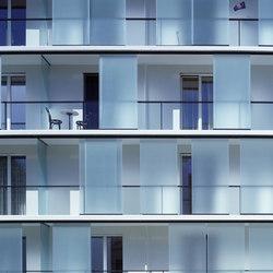 GM LIGHTROLL Fassade 10/12 | Sistemas constructivos de fachada | Glas Marte