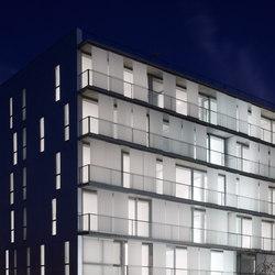 GM TOPROLL Fassade 15/24 | Sistemas constructivos de fachada | Glas Marte